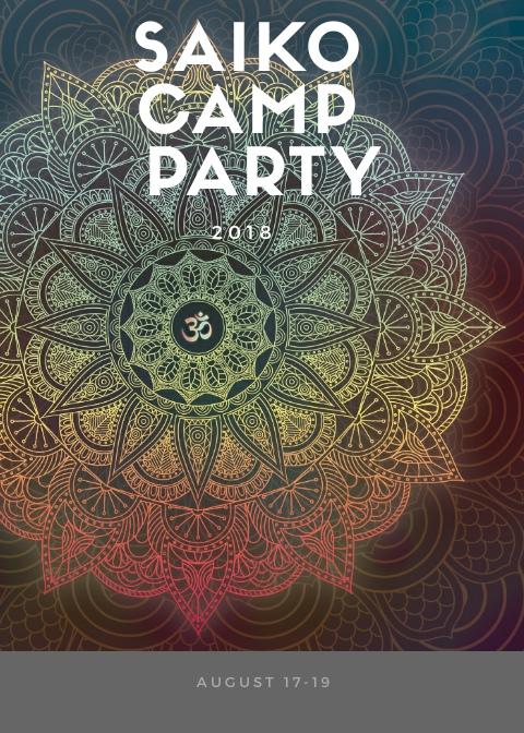 Афиша Владивосток SAIKO CAMP PARTY