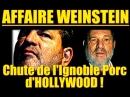 ADBK : Affaire Weinstein - Chute de lIgnoble Porc dHollywood ! ( 2017 )