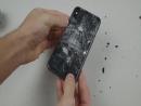 IPhone X ВЗДРЕБЕЗГИ! Кувалдой!