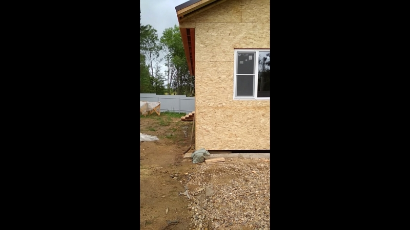 Строительство дома 10х12