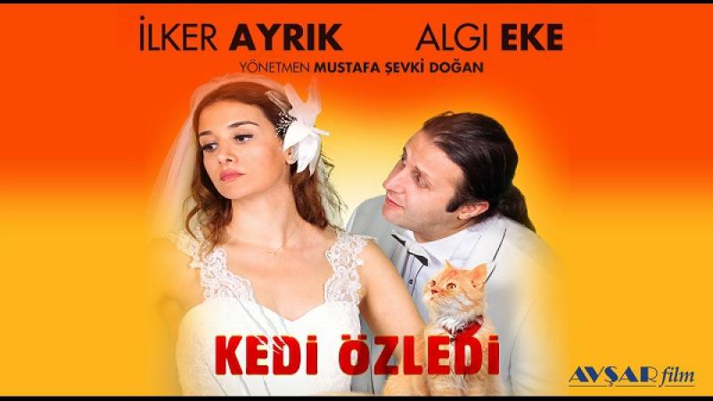 Kedi Özledi- Mustafa Şevki Doğan-2013- İlker Ayrık, Selim Erdoğan, Oya Aydoğan, Algı Eke, Burcu Biricik