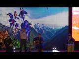 Видеоотчет концерта Эдуарда Кужугет