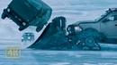 Вы меня достали! Команда Торетто пытается добраться до шлюза. Погоня по льду. Форсаж 8 2017