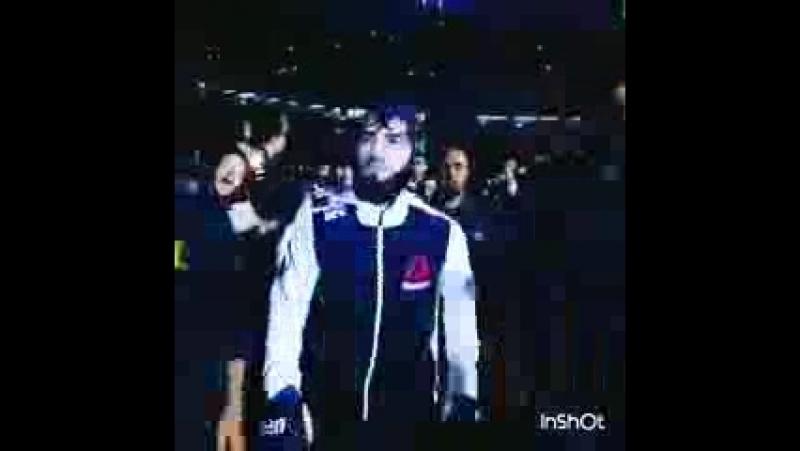 Зубайра Тухугов - Чеченский лев.Выход на бой. Zubaira Tukhugov MMA - UFC_low.mp4