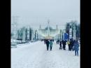 Зима 2018 ВДНХ