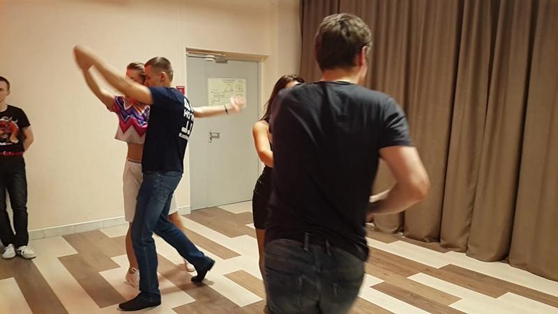 2018.01.13 Соревнования по дискофоксу в Своём пространстве. 8 тур