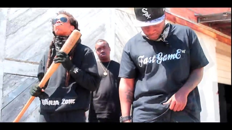 GANGSTA-Dino Danja Feat Bukk FastGame - Fuck The Police