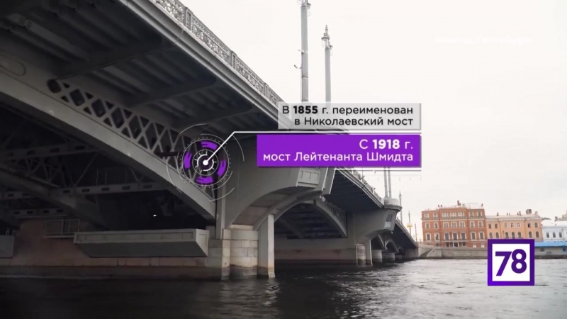 Петербурговедение_ Благовещенский мост