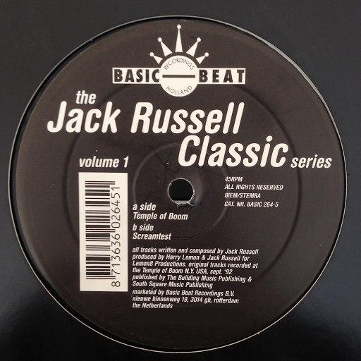 Jack Russell альбом Classic Series Volume 1