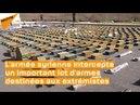 L'armée syrienne intercepte un camion avec des munitions destinées aux radicaux