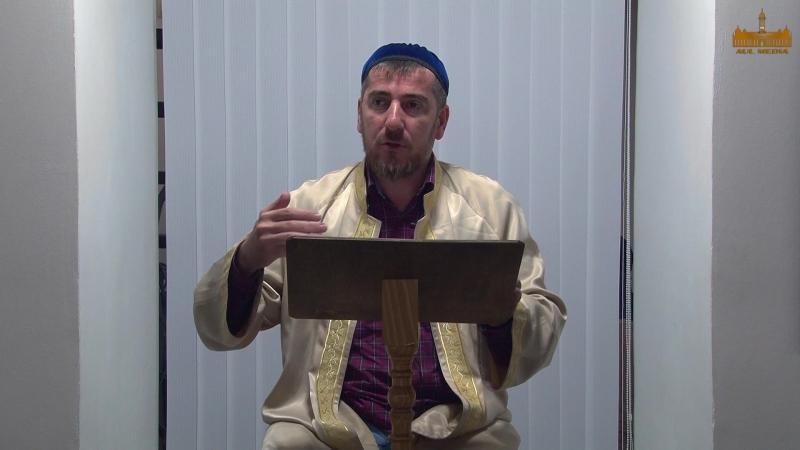 Тlахlир Абубакаров: 263 суннат - Зуда диканиг яла яр.