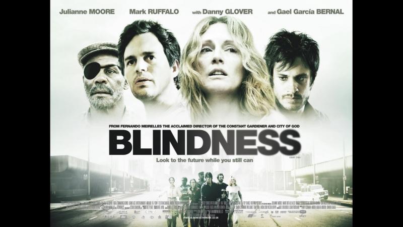 Слепота / Blindness (2008) HD