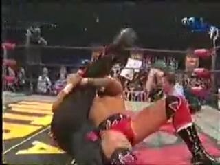 WCW Nitro Рестлинг на ТНТ с Николаем Фоменко 12.10.1998 (KINOFREEDOM.RU)