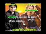 Dalila Uriel Lozano - Un gran profesional (karaoke)