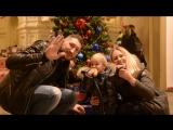 Прогулка на Красной площади с семьей Курбанова