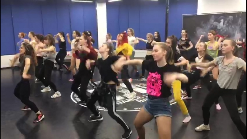 Pro танцы dancehall
