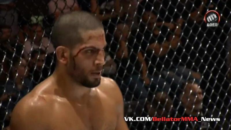 Bellator 188 Noad Lahat vs. Jeremiah Labiano
