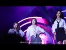 14.10.17 MAMAMOO - Um Oh Ah Yeh фокус на Хвиин @ LG Dream Festival