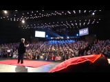 Isolation is the dream-killer, not your attitude - Barbara Sher - TEDxPrague