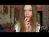 Девочка малолетка( школьница,teen,видеочат,pov,юная,красотка)