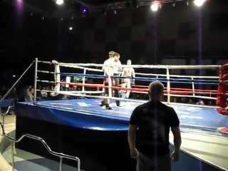 кик-бокс против тай бокса