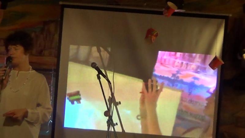 Атаманова Оля экран !! 2 экрана Маша поджигает на экране MAH09660