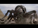 Звездный десант (1997). Высадка на планету Танго-Урилла. Встреча жуком-танкером.