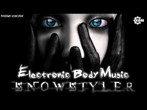 Electronic Body Music Aggrotech Cyber Gothic HD 25 mi