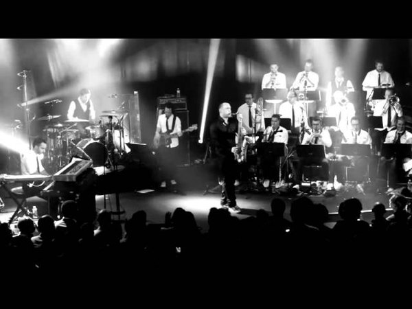 Electro Deluxe Big Band - Point G (Live In Paris)