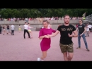 Румба - Open air - Бальные танцы - Парк Горького - Москва - 21.07.18