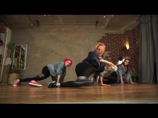 Choreo by malenkih kate     nicki minaj – trini dem girls (feat. lunchmoney lewis)