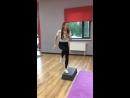 Step aerobic Domingo