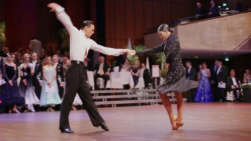 Daskalov Peter - James Zia, ENG | GOC 2018 Mannheim - WDC Amateur LAT - Honor dance R