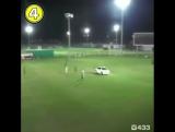 Нежданчик во время матча