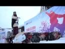 ТониДи в снежных полях Байкальска