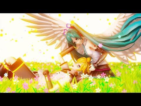 【MMD PV】ココロ Kokoro - Hatsune Miku ・Kagamine Len (English / Romaji Sub) » Freewka.com - Смотреть онлайн в хорощем качестве