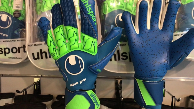 UHLSPORT AQUAGRIP HN (NEGATIVE CUT)