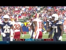 W14 Redskins vs Chargers