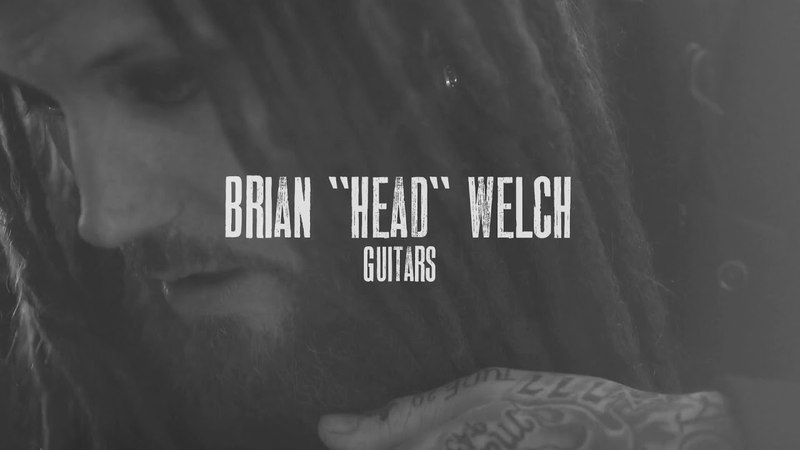 Brian Head Welch Loud Krazy Love teaser