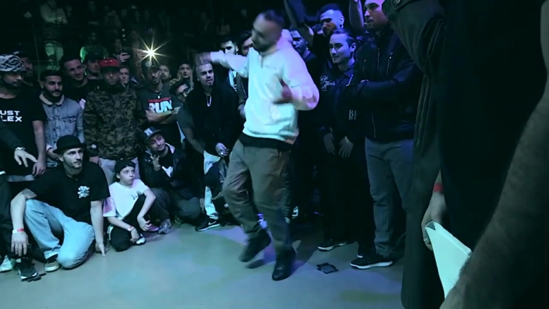 UKAY Callout Battle vs Rhytmic Roade _ Hip Hop Freestyle Dance