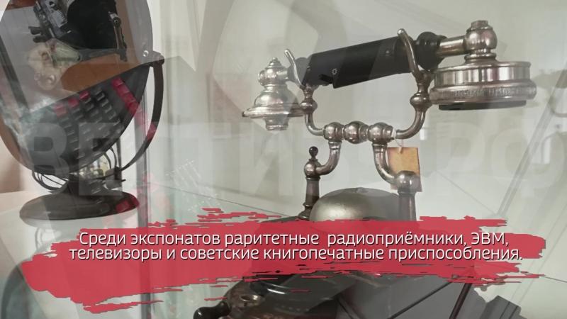С историей космических изобретений познакомит вологжан новая выставка