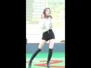 청하 롤러코스터 직캠 / 20180624 경마장 대상경주 축하공연 / CHUNG HA Roller Coaster fancam