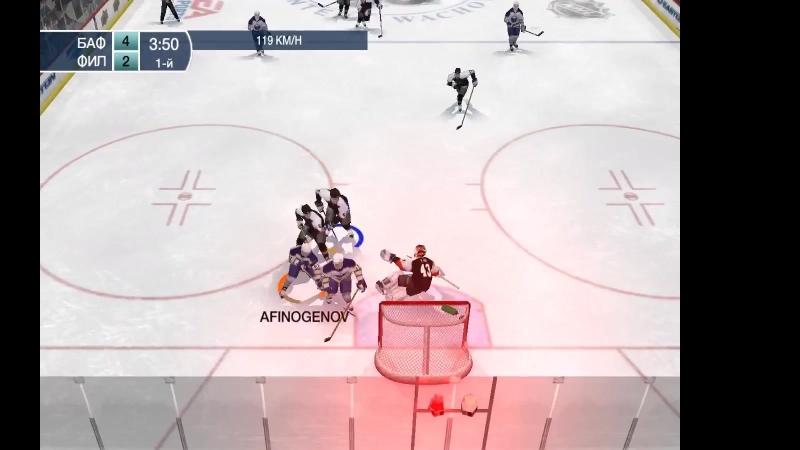 Голы шестой игры серии Philadelphia Flyers vs Buffalo Sabres.