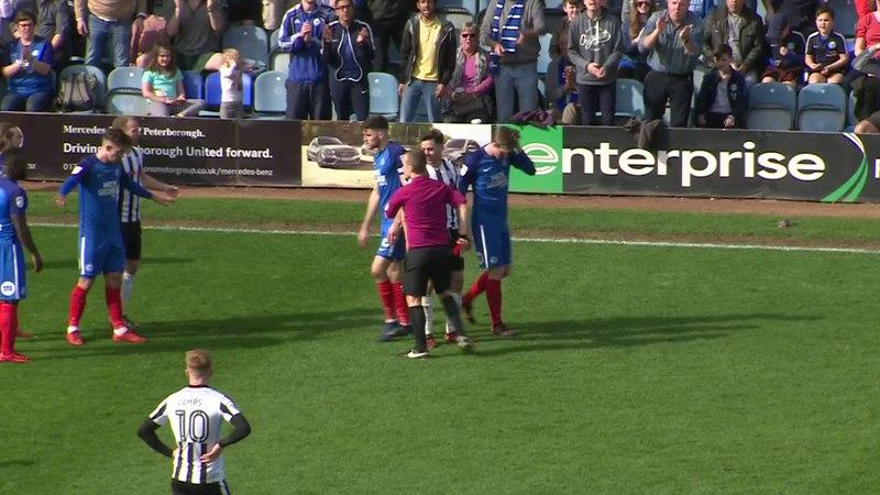Peterborough v Rochdale 0-1