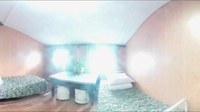 Хостел Лукошко Иркутск - Видео 360 градусов -крути видео, что бы увидеть больше