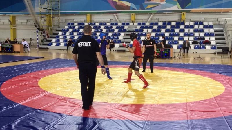 Чемпионат России по спортивной борьбе