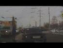 Водители устроили драку со стрельбой на дороге