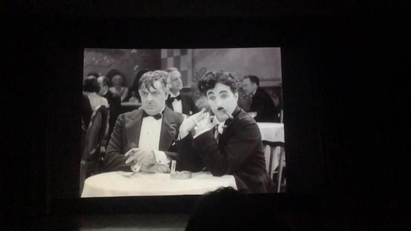 Чарли Чаплин Огни большого города