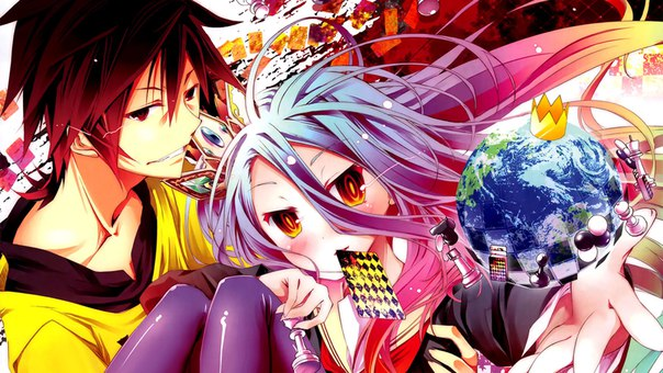 Streaming Anime No Game - JuaraMoviecom - Nonton