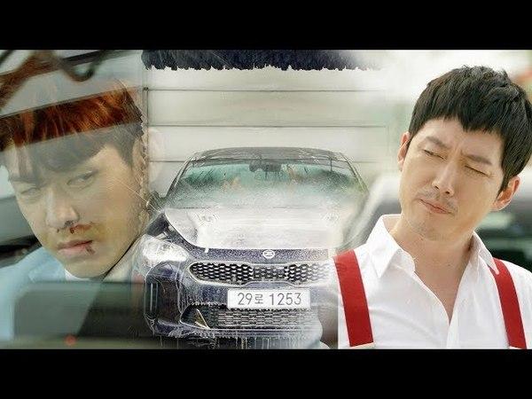 '복수는 세차장에서 해야 제맛' 장혁, 준호 대신 '주먹' 《Wok of Love》 기름진 멜로 EP11-12